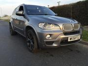 Bmw 2008 BMW X5 3.0SD M SPORT 58 head up,  pan roof,  Satnav,